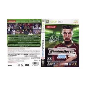 [メール便OK]【訳あり新品】【Xbox360】ワールドサッカーウイニングイレブン2008[お取寄せ品]