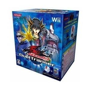 【新品】【Wii】遊戯王ファイブディーズ デュエルトランサー[お取寄せ品]