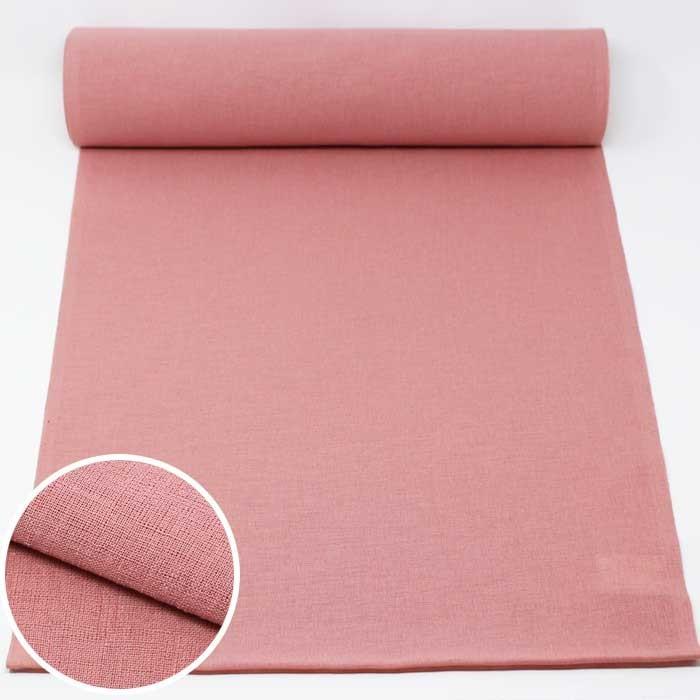 格安新品  色無地 反物 ピンク 夏用 紗 紬 お買い得 着物 未仕立て 無地 送料無料, カミカツチョウ 4985c043