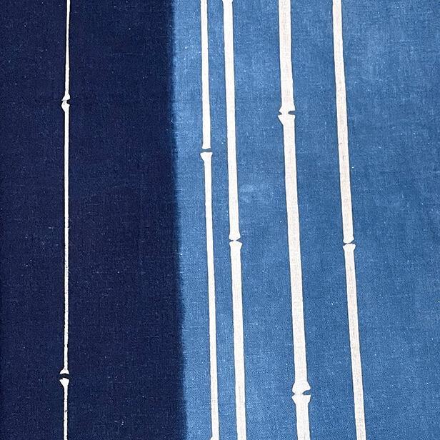 【天然染料】阿波藍染め手ぬぐい/和インテリア 飾る/日本製 綿100%/日本土産 外国人に人気/スカーフ 手ぬぐいマスク タペストリーにおすすめ/アート蒼 asanoha-shop 08