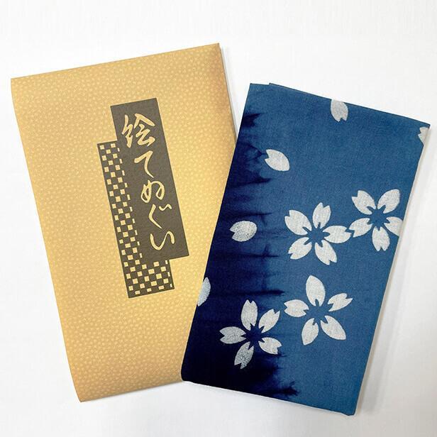 【天然染料】阿波藍染め手ぬぐい/和インテリア 飾る/日本製 綿100%/日本土産 外国人に人気/スカーフ 手ぬぐいマスク タペストリーにおすすめ/アート蒼 asanoha-shop 10