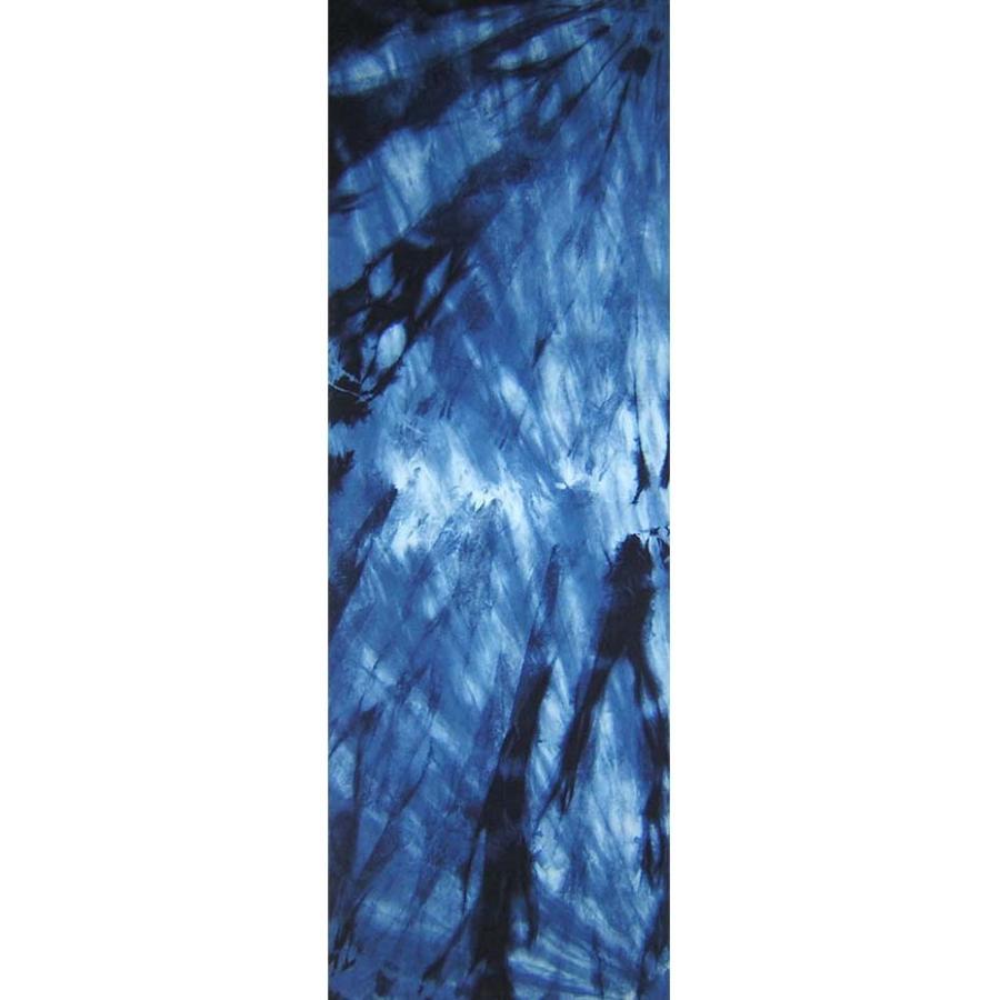 【天然染料】阿波藍染め手ぬぐい/和インテリア 飾る/日本製 綿100%/日本土産 外国人に人気/スカーフ 手ぬぐいマスク タペストリーにおすすめ/アート蒼 asanoha-shop 20