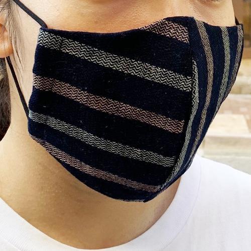 古布マスク 大きいサイズで使いやすい