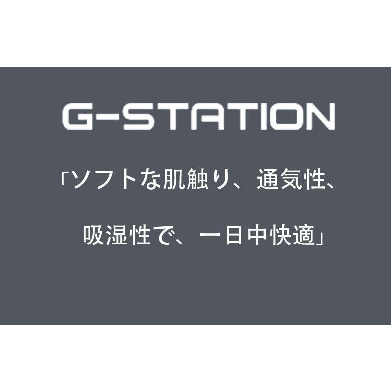 G-Station/ジーステーション シルバーウエストバンド フロントボリューム ビキニブリーフ フルバック メンズ 男性下着 立体縫製 タグレス|asian-closet|04