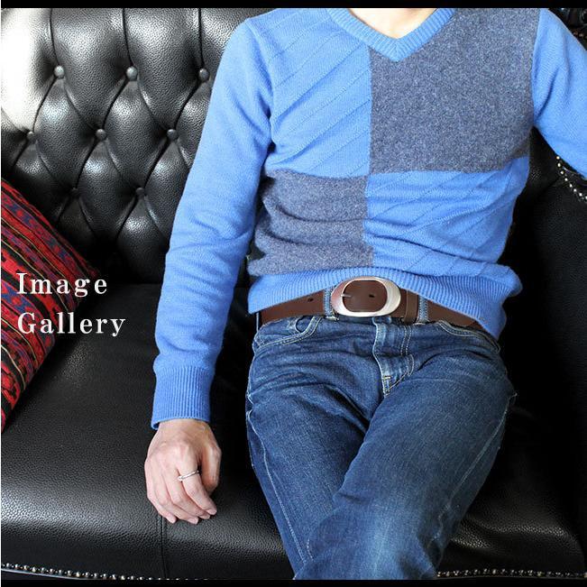 ベルト メンズ レディース シンプルバックル ブランド 本革 カジュアル 大きいサイズ ロング 極厚 レザー バックル交換可能 最長160cm|asianarts|14