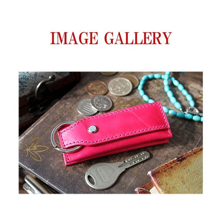 キーケース メンズ レディース 本革 レザー 小銭入れ ミニ財布 お札 収納 小さい 薄い 軽い ミニマリスト|asianarts|09