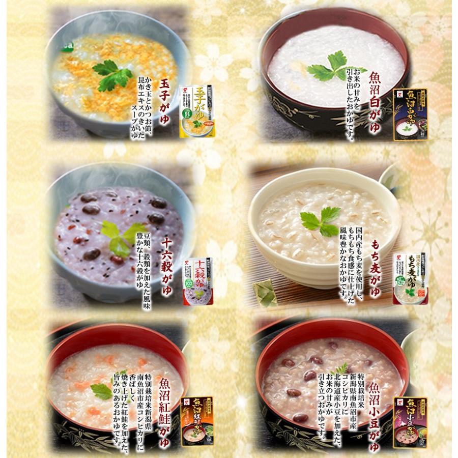 体に優しい国産おかゆ 17種類お粥セット レトルト食品 たいまつ 永平寺|asianlife|04