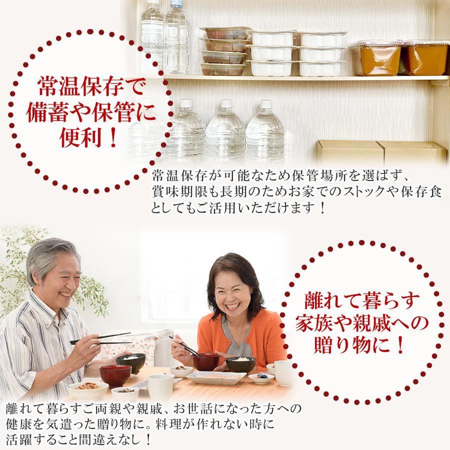 和風総菜 レトルト おかず 12種類 詰め合わせセット 野菜 魚 根菜 常温保存 弁当 asianlife 06