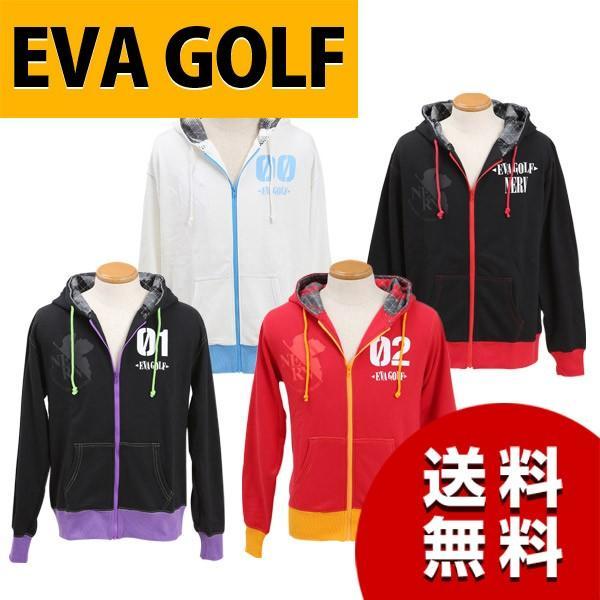 エヴァンゲリオン パーカー エヴァゴルフ EVA GOLF ゴルフ