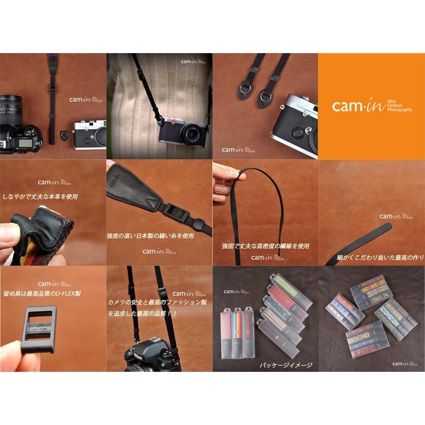 【CAM in】一眼レフ ミラーレス一眼レフ 用  カメラネックストラップ ラグジュアリーゴールド ヨーロピアン 刺繍デザイン カメラ女子にも【CAM8411】|asianzakka|18