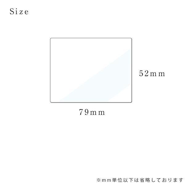 液晶保護フィルム 強化ガラス Canon EosMシリーズ Eos M10 M5 M3 用 ミラーレス一眼レフ 液晶プロテクトシート プロテクト asianzakka 02