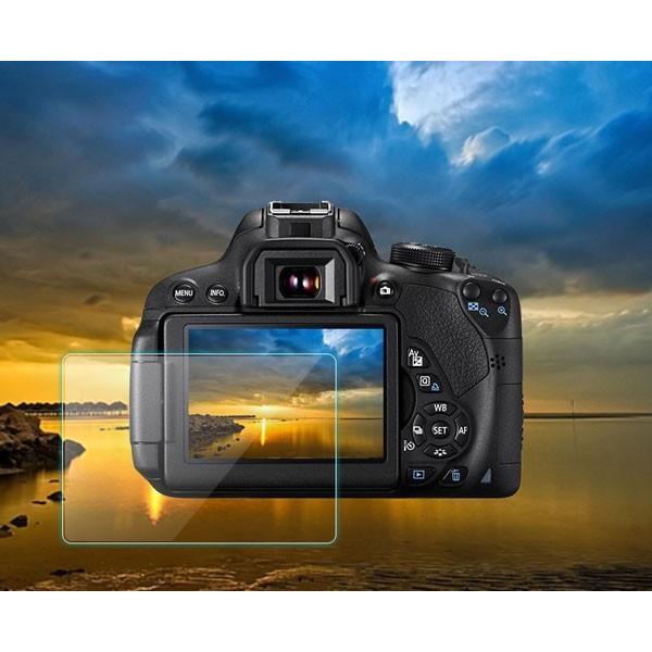 液晶保護フィルム 強化ガラス Canon EosMシリーズ Eos M10 M5 M3 用 ミラーレス一眼レフ 液晶プロテクトシート プロテクト asianzakka 03