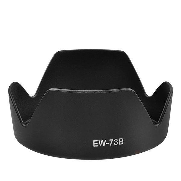 Canon レンズフード EW-73B 互換品 一眼レフ用交換レンズ EF-S17-85mm F4-5.6 IS USM EF-S18-135mm F3.5-5.6 IS STM EF-S18-135mm F3.5-5.6 IS用|asianzakka|04