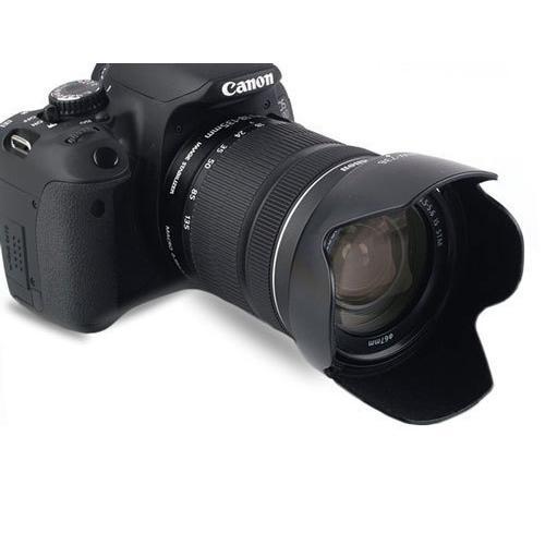 Canon レンズフード EW-73B 互換品 一眼レフ用交換レンズ EF-S17-85mm F4-5.6 IS USM EF-S18-135mm F3.5-5.6 IS STM EF-S18-135mm F3.5-5.6 IS用|asianzakka|06