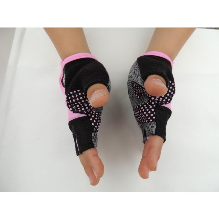 こども用サイクルグローブ ランバイクで使える 男の子 女の子用 夏用指切り自転車用手袋|asiapacifictrading|11