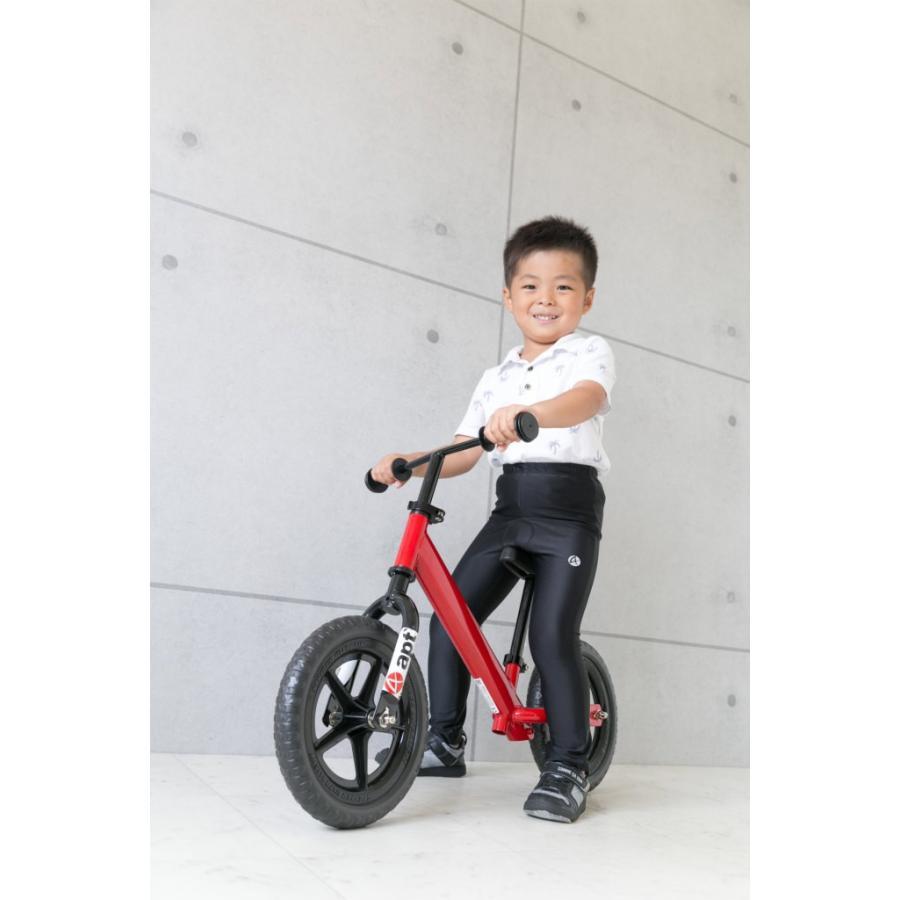 サイクルパンツ ランバイク用 ST パッド付き apt'キッズ バランスバイク キックバイク用|asiapacifictrading
