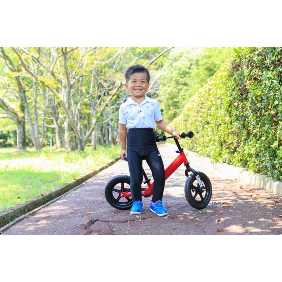 サイクルパンツ ランバイク用 ST パッド付き apt'キッズ バランスバイク キックバイク用|asiapacifictrading|05