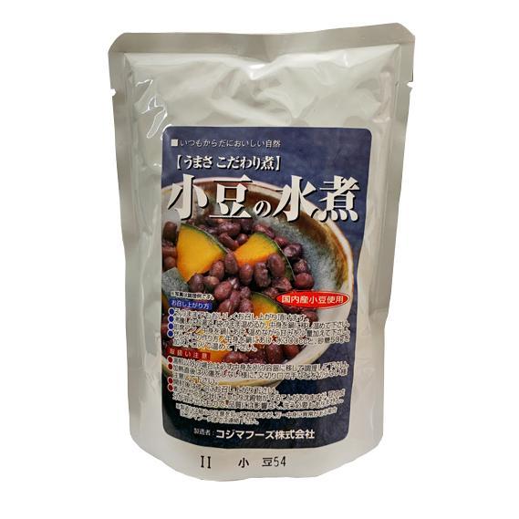 コジマフーズ 小豆の水煮 限定品 待望 230g