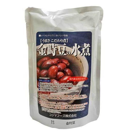 期間限定お試し価格 コジマフーズ 売り込み 金時豆の水煮 230g