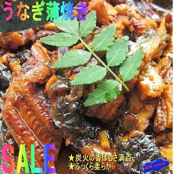 うなぎ蒲焼き端材500g うなぎ 鰻 ウナギ 蒲焼き