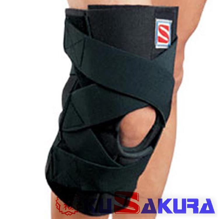 サポーター クサクラ 九櫻(九桜) VA755 ニーブレイス 3Lサイズ(膝/ひざ用) 武道サポータースポーツ