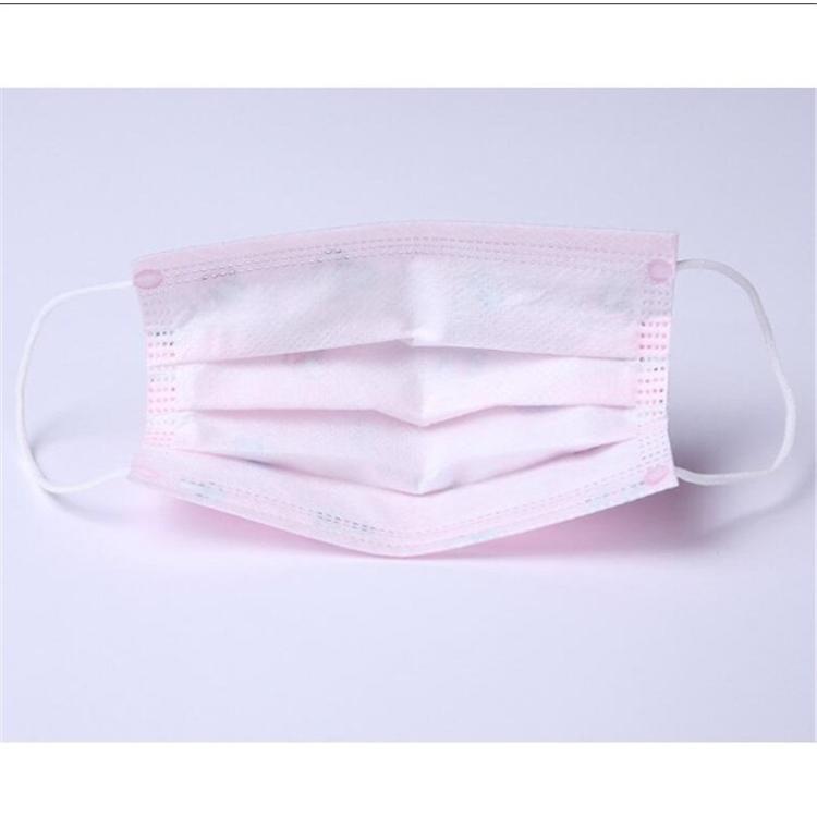 マスク 50枚 子供用 使い捨てマスク 夏用 3層構造 小さめ 可愛い 不織布 ウィルス対策 飛沫防止 花粉対策 動物柄 子供マスク キッズマスク|asmart|20