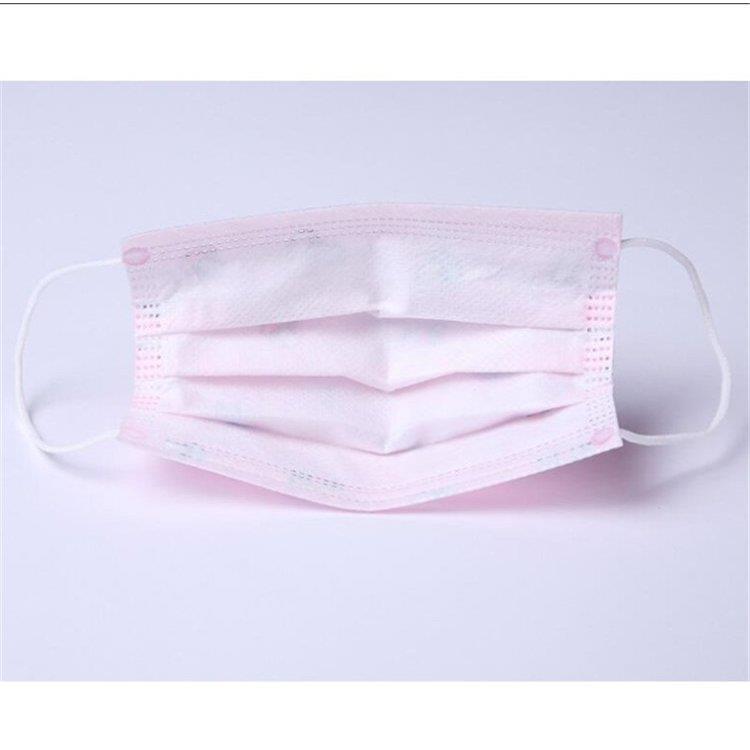 マスク 50枚 子供用 使い捨てマスク 夏用 3層構造 小さめ 可愛い 不織布 ウィルス対策 飛沫防止 花粉対策 動物柄 子供マスク キッズマスク|asmart|07