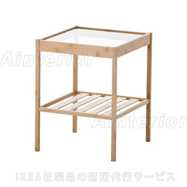 ベッドサイドテーブル ネスナ 割引も実施中 サイドテーブル NESNA 高品質 イケア IKEA