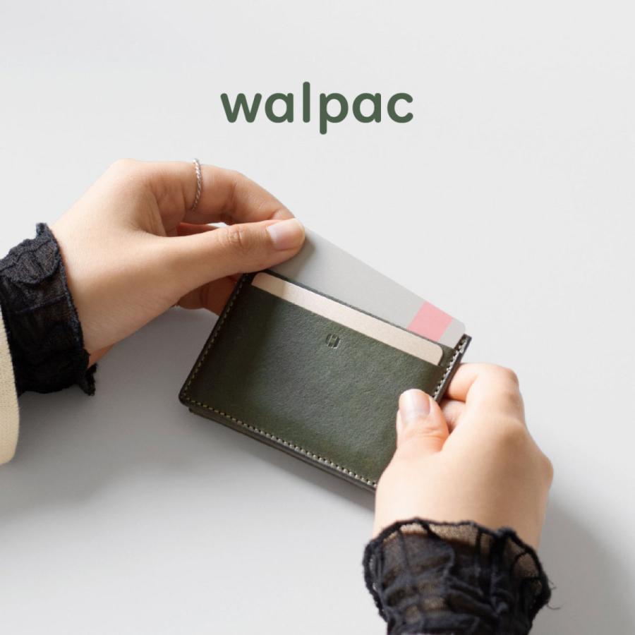 コインケース 革 本革 カードも入る 日本製 walpac KG-Y167|asoboze|02