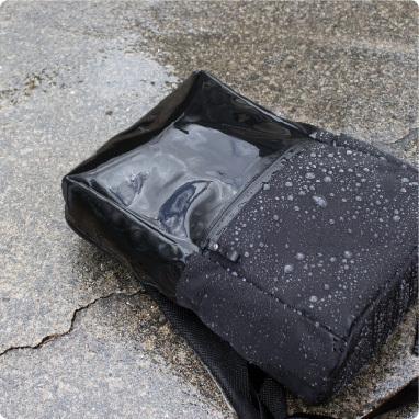 リュックサック メンズ ビジネス 防水 軽量 大容量 日本製 PC収納 タフトサック asoboze 05