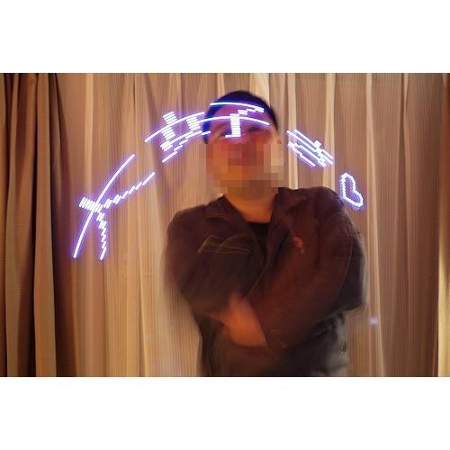 フリフリLEDアソカラver.1 赤LED(高輝度) asokara 02
