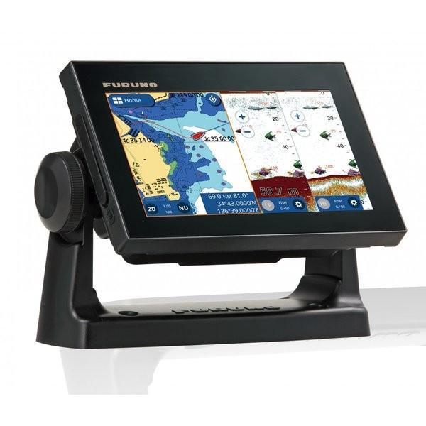 魚探 FURUNO フルノ 7型 ワイドカラー液晶GPSプロッタ魚探 GP-1871F CHIRP対応 1KW 130-210KHz B175-H