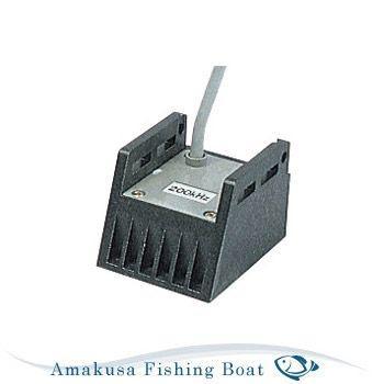 魚探 HONDEX ホンデックス 振動子 400kHz コード6m プラグ3P TD43