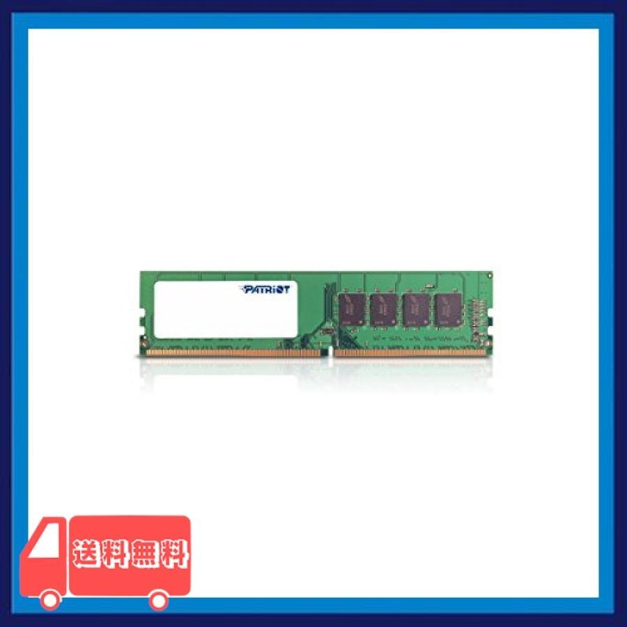 Patriot 限定品 Memory DDR4 2133MHz PC4-17000 デスクトップ用メモリ 永久保証 PSD416G21332 16GB 送料無料カード決済可能