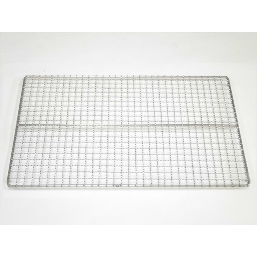 [受注生産]ステンレス製 焼網 SG-22/N21用 アサヒサンレッド 業務用焼台・グリラー用 純正部品