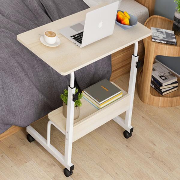 マルチサイドテーブル ホワイト サイド 高さ調節可能 介護 SHOSETE