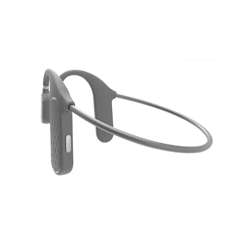 骨伝導ワイヤレスヘッドセット Bluetooth5.0 スポーツ仕様 自動ペアリング  超軽量 Hi-Fi ハンズフリーコール 防汗 iPhone&Android対応 HONEWA aspace 08