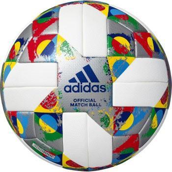 [adidas]アディダス サッカーボール検定5号球 UEFA ネーションズリーグ (AF5540NL)[取寄商品]