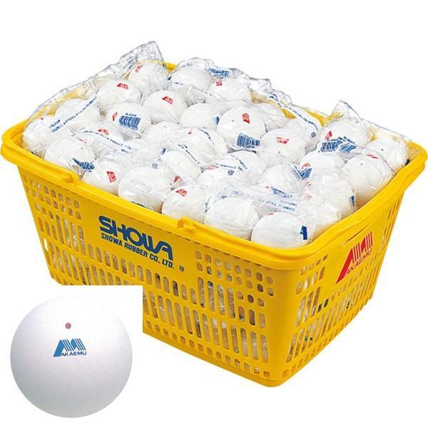 【即発送可能】 [アカエム] (M40030) 軟式テニスボール練習球 カゴ入り120球 (M40030) カゴ入り120球 [アカエム] ホワイト[取寄商品], 防犯対策館:4b4e3aeb --- airmodconsu.dominiotemporario.com
