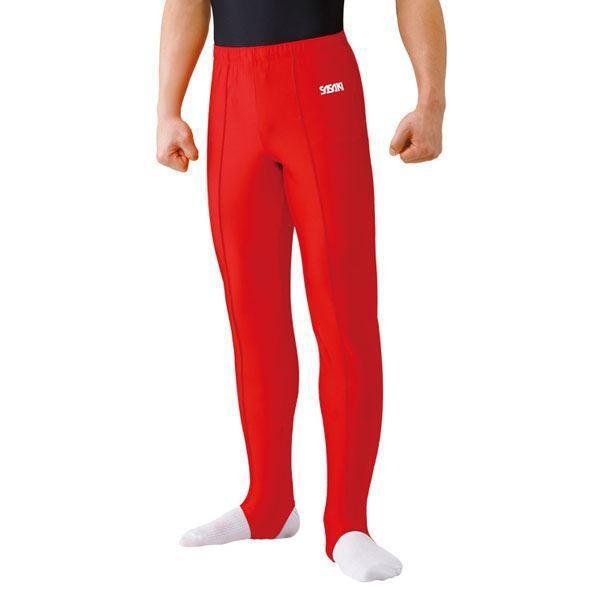 [SASAKI]ササキ 体操パンツ トリコットジムパンツ (SG2001)(R2) レッド2[取寄商品]