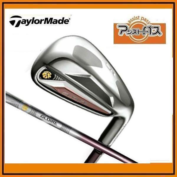 2012年モデル TaylorMade GLOIRE UTILITY IRONS WOMEN'S テーラーメイド グローレ ユーティリティ アイアン ウィメンズ GLORIE GL 500i/GL400i レディース