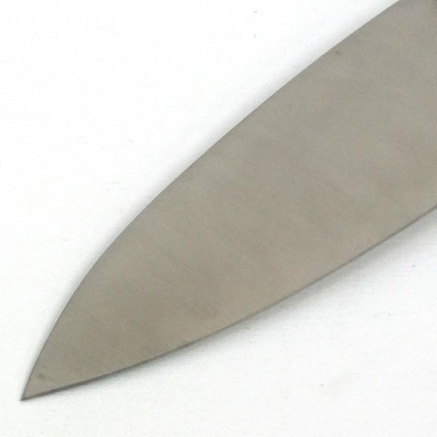 出刃包丁 160mm 本通し モリブデン鋼「濃州正宗」日本製 関の包丁 WY009|assnet|04