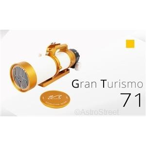 WilliamOptics GT71 F5.9 Gran Turismo Imaging APO屈折鏡筒 FPL53