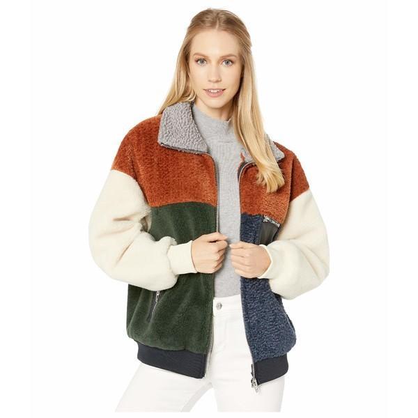 独特な ブランクニューヨーク コート アウター レディース Color Block Faux Fur Jacket No Turning Back, ホクトシ ae8ee32c