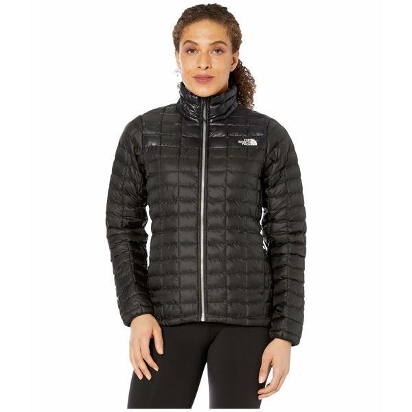 大洲市 ノースフェイス コート アウター レディース ThermoBall Eco Jacket TNF Black Matte Shine, eネット通販 baf5cb19