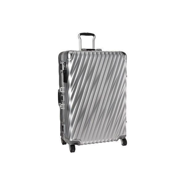 トゥミ ボストンバッグ バッグ メンズ 19 Degree Aluminum Extended Trip Packing Case Silver