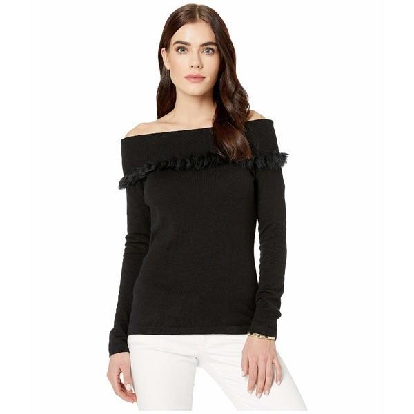 日本初の リリーピュリッツァー ニット&セーター アウター レディース Black ニット&セーター Alira Sweater Sweater Black, 358 Fashion Avenue:62a83dd5 --- theroofdoctorisin.com