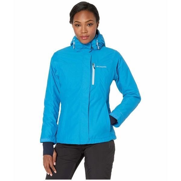 品質が完璧 コロンビア コート アウター レディース Alpine Action Omni-Heat Jacket Fathom Blue, 家具雑貨ecrin d8036336