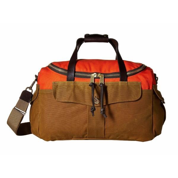 フィルソン ボストンバッグ バッグ メンズ Heritage Sportsman Bag Orange/Dark Tan