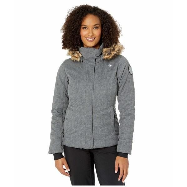 激安大特価! オバマイヤー コート Charcoal アウター レディース Tuscany II II Jacket コート Charcoal, 寝ころん太くん:2e5135f0 --- levelprosales.com